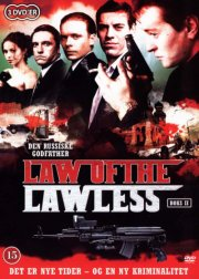 law of the lawless - den russiske godfather - box 2 - DVD