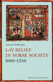 lay belief in norse society - bog