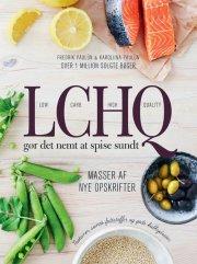 LCHQ gør det nemt at spise sundt - bog