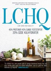 LCHQ - lav kulhydrat høj kvalitet - bog