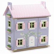 le toy van dukkehus - lavender house - Dukker
