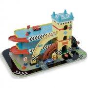 le toy van garage - Køretøjer Og Fly