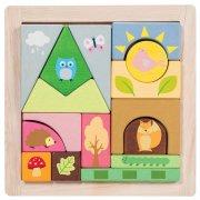le toy van træpuslespil til børn - Brætspil