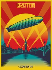 led zeppelin - celebration day - Blu-Ray