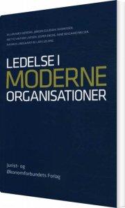 ledelse i moderne organisationer - bog