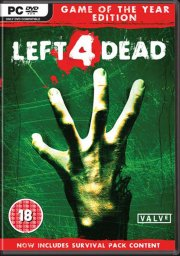 left 4 dead (left for dead) game of the year edition - PC