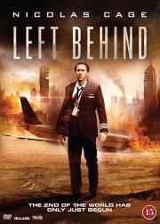 left behind - DVD
