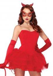 leg avenue - naughty devil kit (2613) - Udklædning Til Voksne