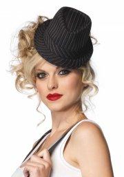 leg avenue - stribet hat - Udklædning Til Voksne