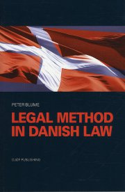 legal method in danish law - bog
