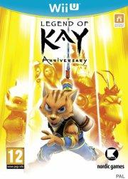 legend of kay anniversary - wii u