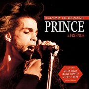 prince and friends - legendary f.m. broadcast - cd