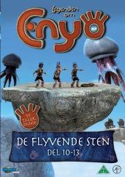 legenden om enyo - vol. 3 - del 10-13 - de flyvende sten - DVD