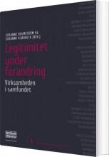 legitimitet under forandring - bog