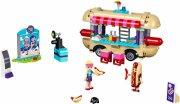 lego friends - amusement park hot dog van (lego 41129) - Lego