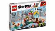lego angry birds - pig city teardown - 75824 - Lego