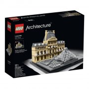 lego - architecture - louvre (21024) - Lego