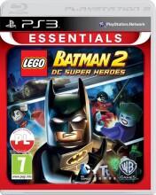 lego batman 2: dc super heroes - essentials - PS3