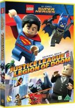 lego batman: justice league vs. legion of doom - DVD
