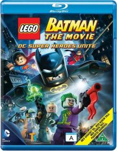 lego batman: the movie - Blu-Ray