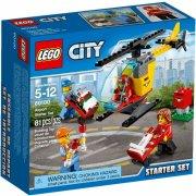 lego city - lufthavn ? startsæt (60100) - Lego