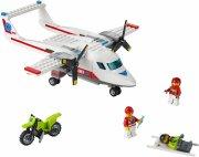 lego city - ambulancefly - 60116 - Lego