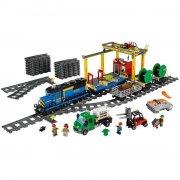 lego city - cargo train (60052) - Lego