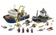 lego city - dybhavs-udforskningsskib (lego 60095) - Lego