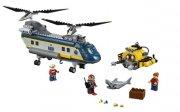 lego city - dybhavs-helikopter (lego 60093) - Lego