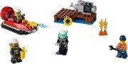 lego city - fire starter set - 60106 - Lego