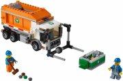 lego city - garbage truck - 60118 - Lego