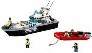 lego city - police patrol boat (60129) - Lego