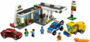 lego city - service station - 60132 - Lego