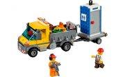 lego city - servicevogn (lego 60073) - Lego