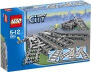 lego city - switching tracks (7895) - Lego