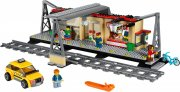 lego city - train station - 60050 - Lego