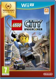 lego city undercover (solus) (selects) - wii u