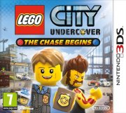 lego city: undercover - the chase begins - nintendo 3ds