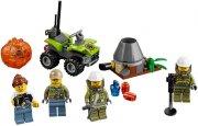 lego city - vulkan startsæt - 60120 - Lego