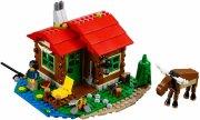 lego creator - lakeside lodge - 31048 - Lego