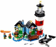 lego creator - lighthouse point - 31051 - Lego