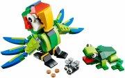 lego creator - regnskovens dyr (lego 31031) - Lego