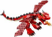 lego creator - røde væsner - Lego