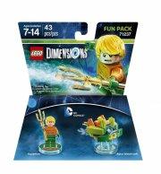 lego dimensions: fun pack - aquaman (dc comics) - Lego