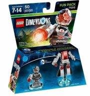 lego dimensions: fun pack - dc cyborg (71210) - Lego