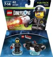 lego dimensions: fun pack - lego movie bad cop - Lego