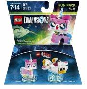 lego dimensions: fun pack - lego movie unikitty - Lego