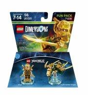lego dimensions: fun pack - lloyd (ninjago) - Lego