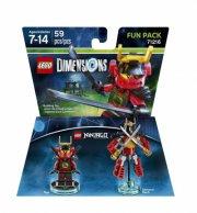 lego dimensions: fun pack - nya (ninjago) - Lego