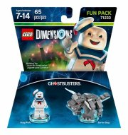 lego dimensions: fun pack - stay puft (ghostbusters) - Lego